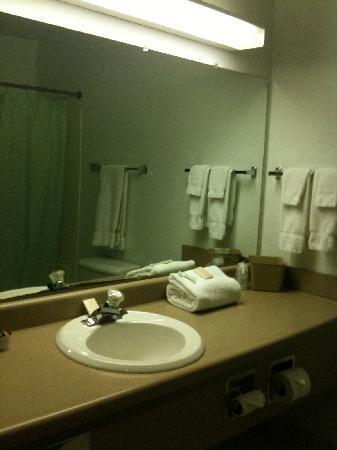 The Inn at Amish Acres: Bathroom