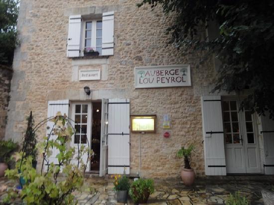 Auberge Lou Peyrol Exterior