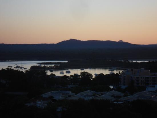 No. 1 in Hastings Street: Noosa twilight 2 from Sunset Suite