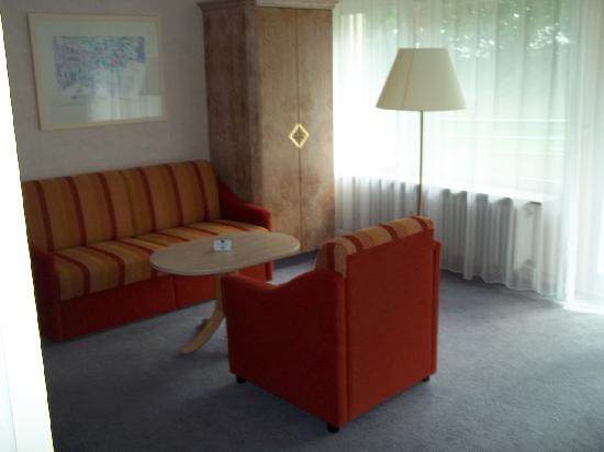 DEKRA Congresshotel Wart : Suite