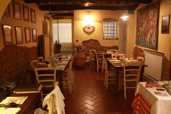 Osteria del Angelo: Interior #1
