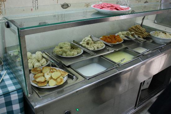 Dong Si Fu Yuan Hotel: Breakfast