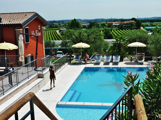 Agriturismo Le Tese: Am Pool