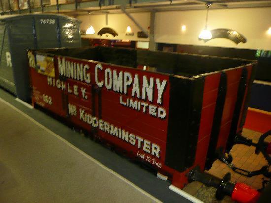Kidderminster, UK: Engine House