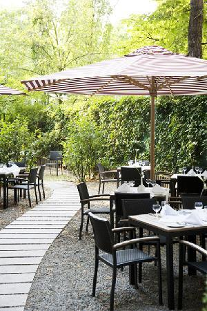 Savoy Hotel Berlin: Garden