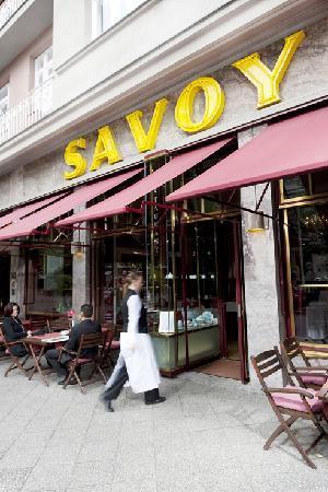 Savoy Hotel Berlin: Exterior