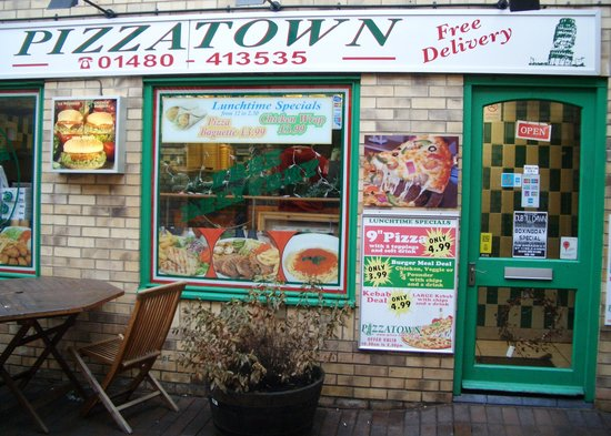 Pizza Town Huntingdon 1 Newtons Ct Restaurant Reviews