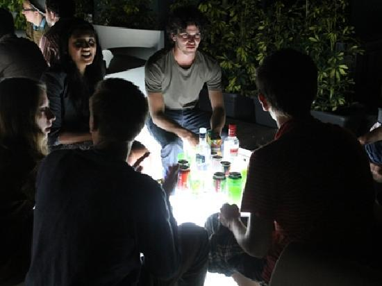 Oasis Backpackers' Hostel Malaga: Oasis Backpackers Malaga nights