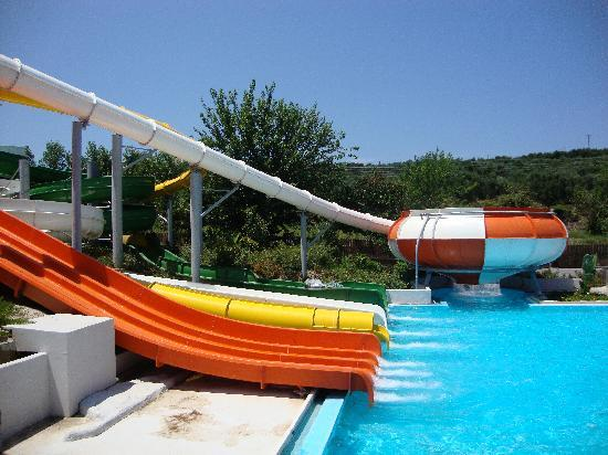Tsilivi Waterpark: park