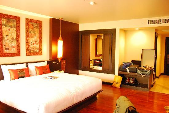 Siripanna Villa Resort & Spa: Standard Hotel Room