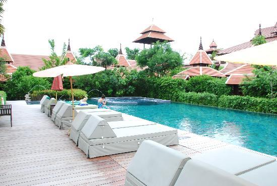 Siripanna Villa Resort & Spa: Hotel Pool