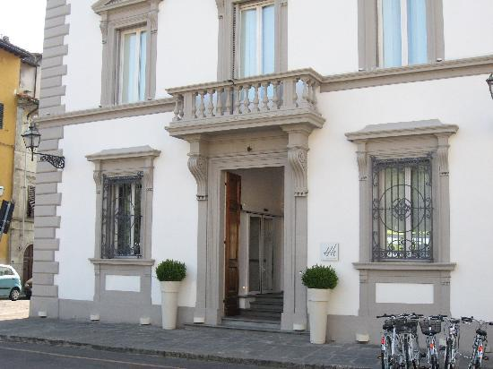 Hotel Home Florence: exterior hotel