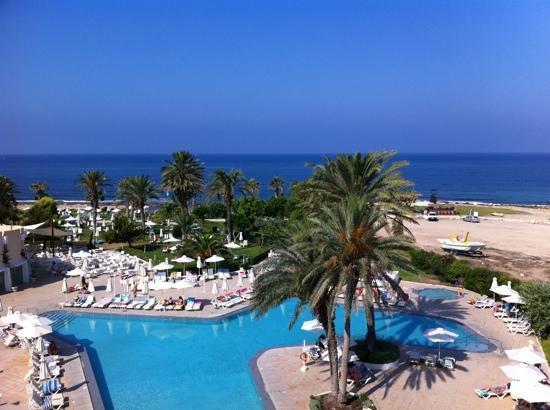 Louis Imperial Beach : balcony view