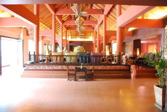 Siripanna Villa Resort & Spa: Reception