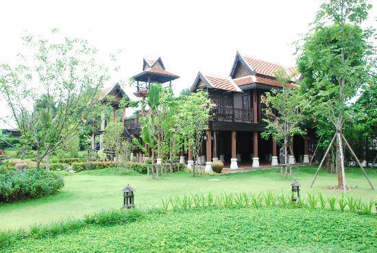 Siripanna Villa Resort and Spa Chiang Mai: Grounds