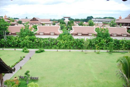 Siripanna Villa Resort & Spa: View of Hotel