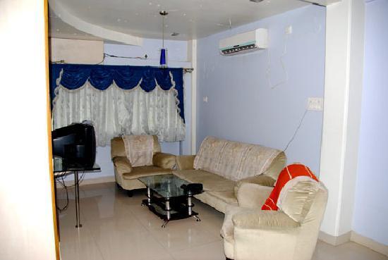 Latur, Indien: Suite Room