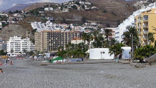 Apal Chinasol: su playa