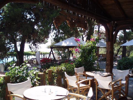 Esperia : nice garden