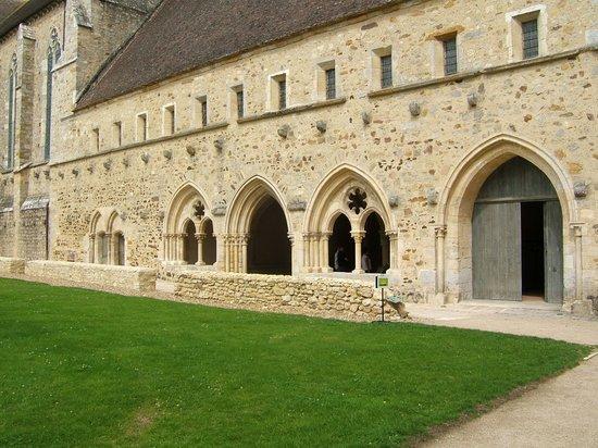 Le Mans, Frankrig: Abbaye de l'Epau