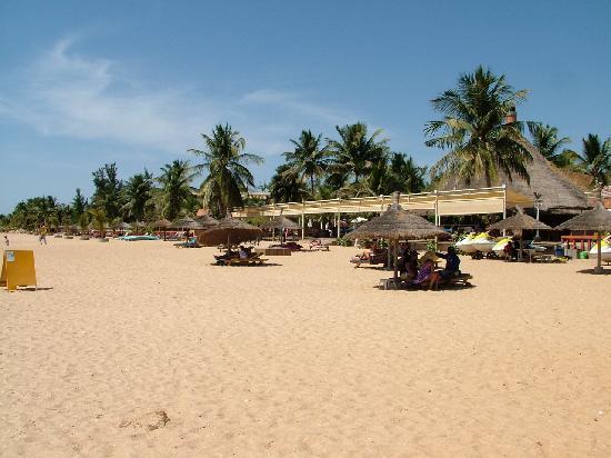 Hotel Ngor: Una spiaggia  nei pressi di Dakar