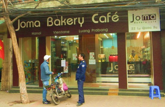 The Joma Bakery Cafe, Hanoi