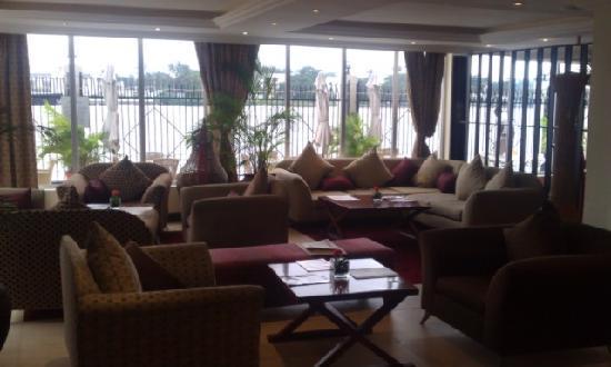 Westwood Hotel Ikoyi : Common Area