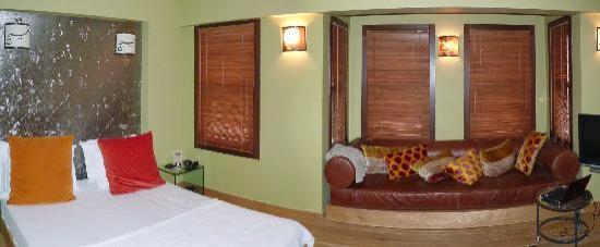 Ibrahim Pasha Hotel: Room 105
