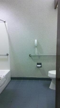 La Quinta Inn & Suites South Bend : Bathroom