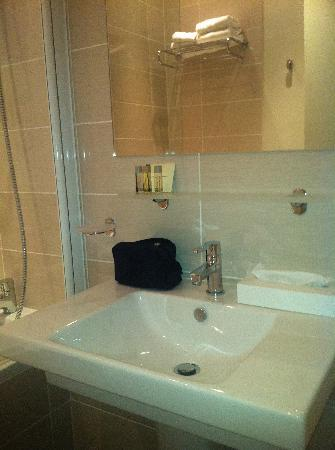 Grand Hotel du Casino de Dieppe : bath room 2