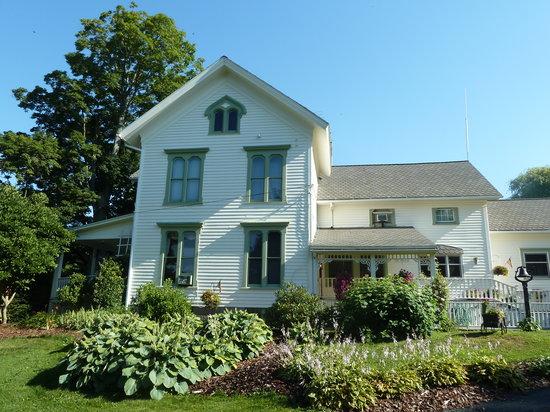 Freeville, estado de Nueva York: Terry's Beautiful Home & Gardens