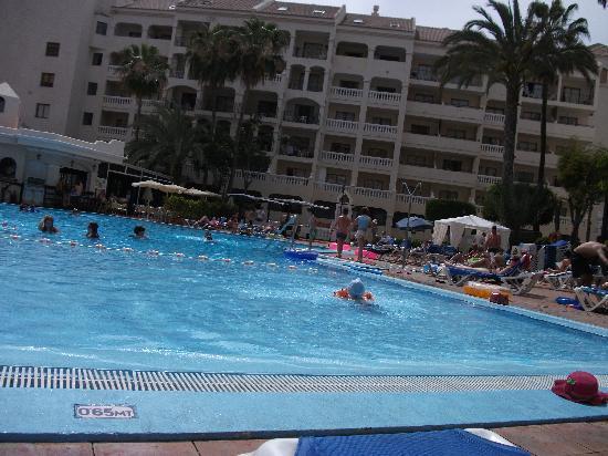 Castle Harbour Apartments: the pool