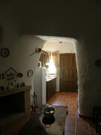 Casa Molino: interior