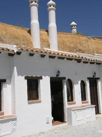 Casa Molino: casas cueva