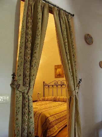 Casa Molino: habitacion