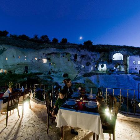 Gamirasu Cave Hotel Terrace Restaurant