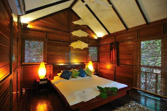 Japamala Resort by Samadhi: Our room