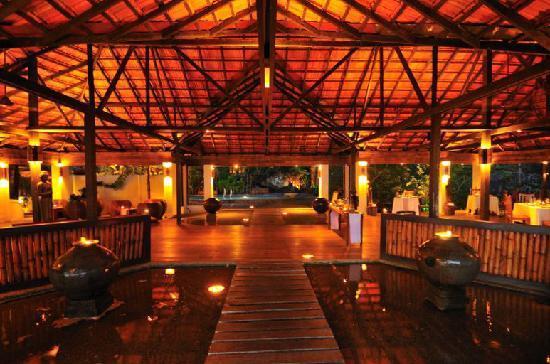 Japamala Resort by Samadhi: Restaurant