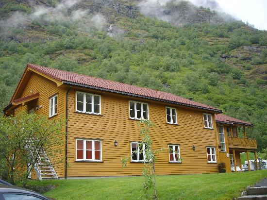 Flam Camping and Youth Hostel: fachada