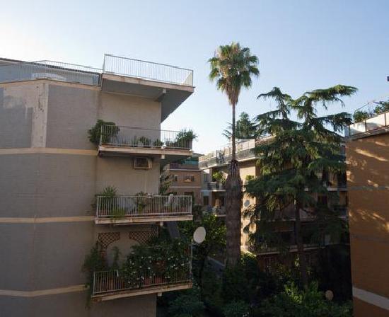 B&B Navigatori: from Moorea room balcony