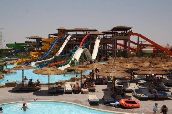 Jungle Aqua Park: Aqua park