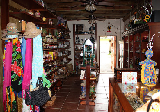 Caribbean Trading Company Store: Another view