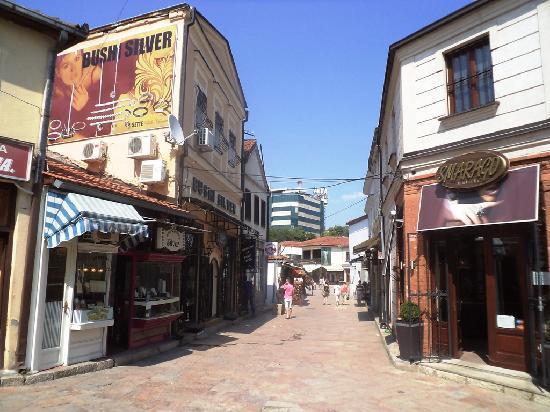 Σκόπια, Πρώην Γιουγκοσλαβική Δημοκρατία της Μακεδονίας: Skopje Old Bazaar