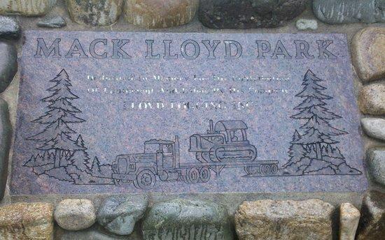 Mack Lloyd Park