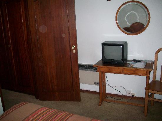 Porto Coliseum Hotel: Ingresso della camera