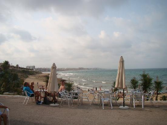 Hotel Playas de Torrevieja: Playa cercana