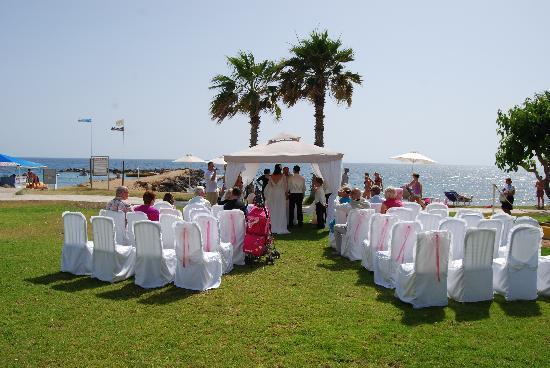 Louis Ledra Beach Hotel Weddings