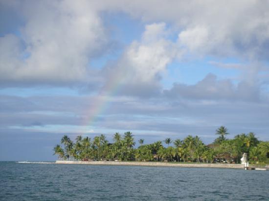 Arraial D'Ajuda Eco Resort: Beautiful location