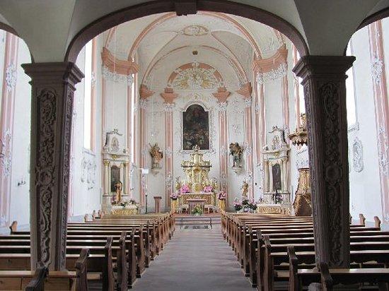 Rokokokirche St. Irminen