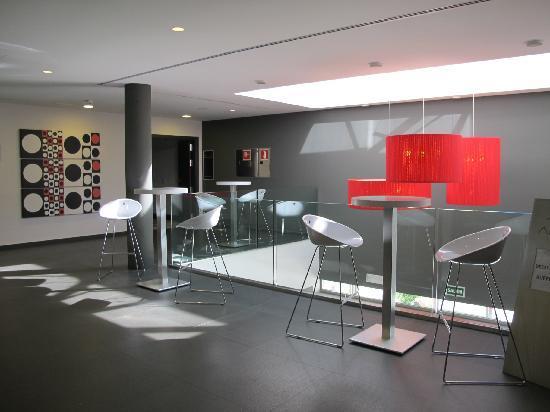 Eurostars Arenas de Pinto: Room lobby